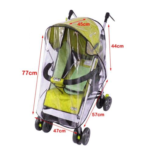 Windproof Stroller Cover Autumn+Winter NEW Standard Size Rain