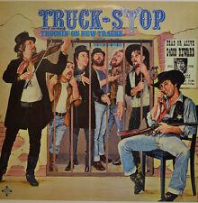 TRUCK STOP - TRUCKIN' ON NEW TRACKS - 622407 STEREO   LP (X503)