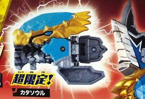 Japan Rare Power Rangers Kishiryu Sentai Ryusoulger NakayosaSoul Limited Ryusoul