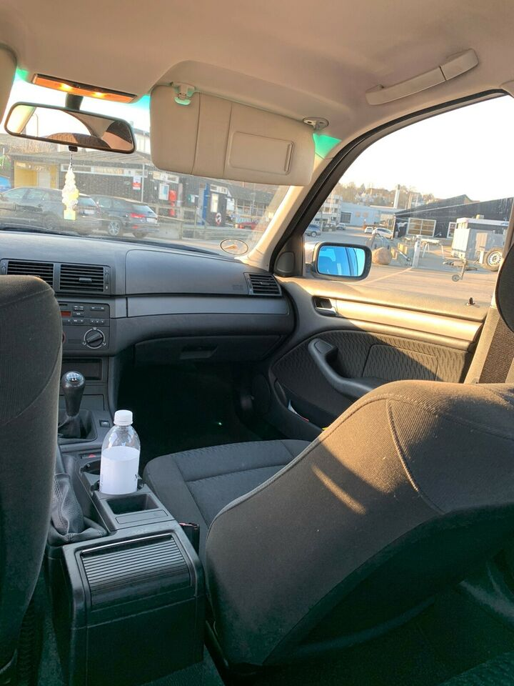 BMW 316i, 1,9, Benzin