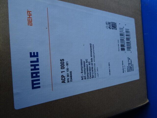 AUDI A5 8T HellaKompressor Klimaanlage 8FK 351 110-921 AUDI