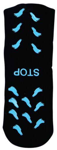 1 à 6 Paires de Chaussettes ABS Anti anti-stop d/'butées Chaussettes En Couleur Taille 35-50
