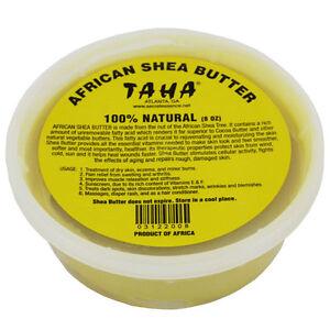 100 natural african shea butter
