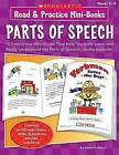 Read & Practice Mini-Books: Parts of Speech  : 10 Interactive Mini-Books That Help Students Learn and Understand the Parts of Speech-Independently! by Karen Kellaher (Paperback / softback, 2009)