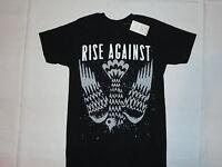 Rise Against Bird T-shirt: S M L Xl 2xl Punk Rock Metal Wings Tim Mcllrath