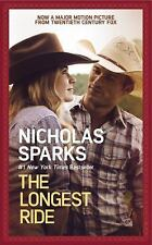 The Longest Ride - VeryGood - Sparks, Nicholas - Hardcover