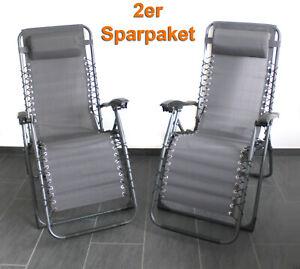 2-Stueck-Liegestuhl-klappbar-m-Schnuerung-Relaxsessel-Hochlehner-B-Ware-cf868-b