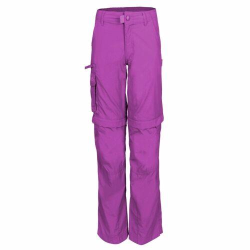 Troll Kids quick-dry zip pantaloni OFF Oppland Slim Fit Traspirante Pantaloncini Bambini
