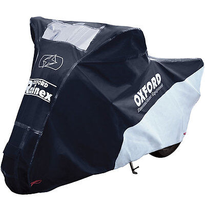 Dust Cover Protection Medium CV502 T Oxford Rainex All Weather Motorcycle Rain