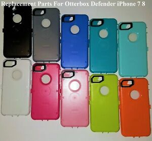 free shipping 02286 2adbd Details about iPhone 7 8 For Replacement Inner Plastic Shell+Screen Fit  OtterBox Defender Case