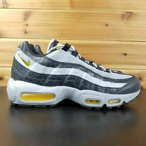 Details about Nike Air Max 95 SE Reflective Off Amarillo Wolf Grey BQ6523 001
