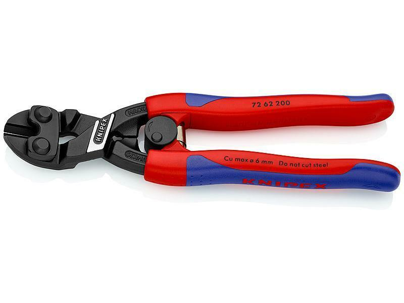 Knipex Kraft-Bündigschneider schwarz schwarz schwarz atramentiert 200 mm | Spielzeug mit kindlichen Herzen herstellen  | Förderung  | Verschiedene Stile und Stile  | Lebhaft  358f4f