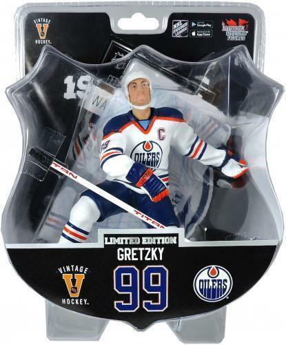 Wayne Gretzky Edmonton Oilers Le 2018 NHL 6