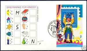 Frg-1993-FDC-With-The-Kinder-Block-No-27-First-Day-Postmark-Bonn-20-05