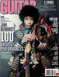 GUITAR-WORLD-Magazine-JIMI-HENDRIX-Edition-DECEMBER-2011-with-POSTER