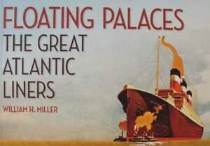 Livre/book : Palais Flottants - Les Grands Paquebots De L'atlantique (liners L9yr5gr2-08005329-394068668