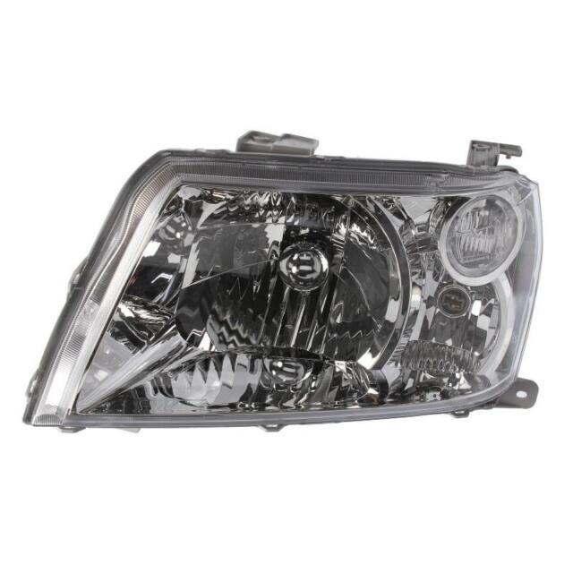 HEADLIGHT FRONT LAMP DEPO 440-1101L-LD