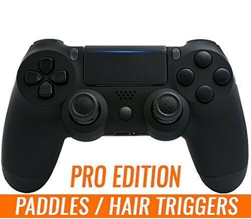 PRO Esports Controller with Remapping Paddles, Smart Triggers and Macros for PS4
