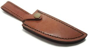 Leather-Fixed-Blade-Knife-Belt-Sheath-for-up-to-4-5-034-Blade-Hunting-Knives