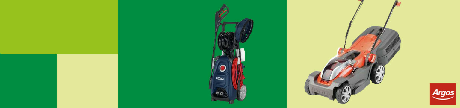 Save up to 25% on Garden Power