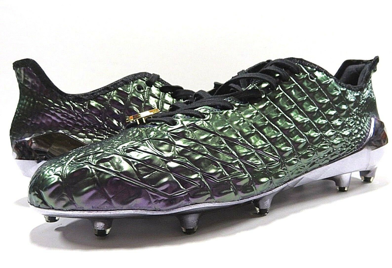 da1293f6b00 ADIDAS Adizero 5-Star 6.0 Sundays Pearlescent Football Cleat Men s Size 14  NWT