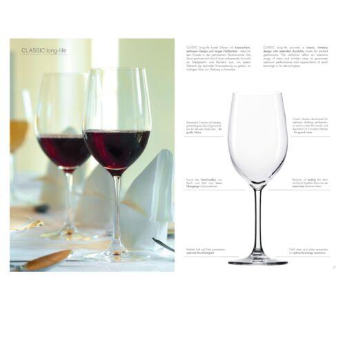 Stölzle Grappaglas Schnapsgläser Obstlerglas Obstbrandglas Classic 100ml 6er Set