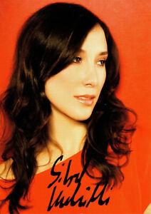 Sibel-Kekilli-Game-of-Thrones-Autogramm-ORIGINAL-signed-Autograph-Tatort