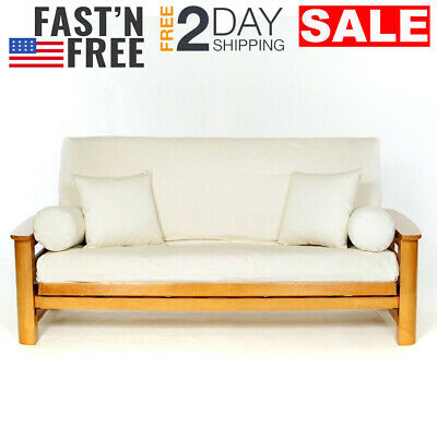 Futon Mattress Sofa Covers Couch Full