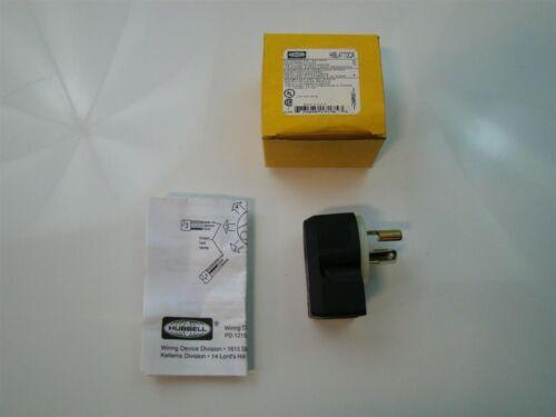 Hubbell Twist-Lock 15A 277VAC HBL4770CA HBL4720CA