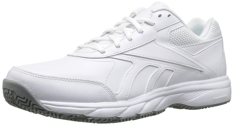 La reebok Uomo lavoro n cuscino 2.0 4e scarpe comode # aq9230