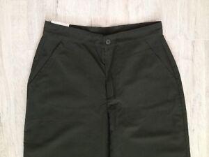 MAC-Damen-Hose-Jacky-Gr-W26-L30-34-Olive-Sommerhose-Neu