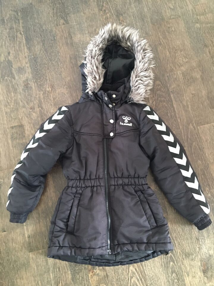 Vinterjakke, Hummel frakke, – dba.dk – Køb og Salg af Nyt og
