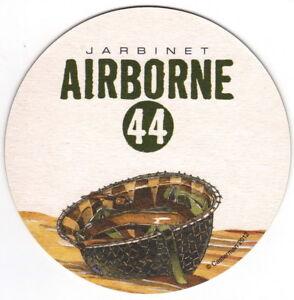 Actif Airborne 44 - Sous-bock - Philippe Jarbinet - Casterman Larges VariéTéS