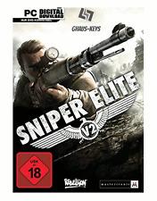 Sniper Elite V2 Steam Download Key Digital Code [DE] [EU] PC
