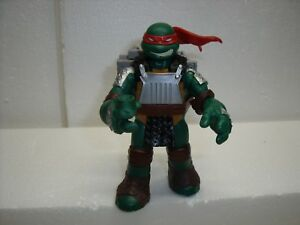 Raphael Figure W Wheels Arm Moves 2012 Viacom Teenage Mutant Ninja