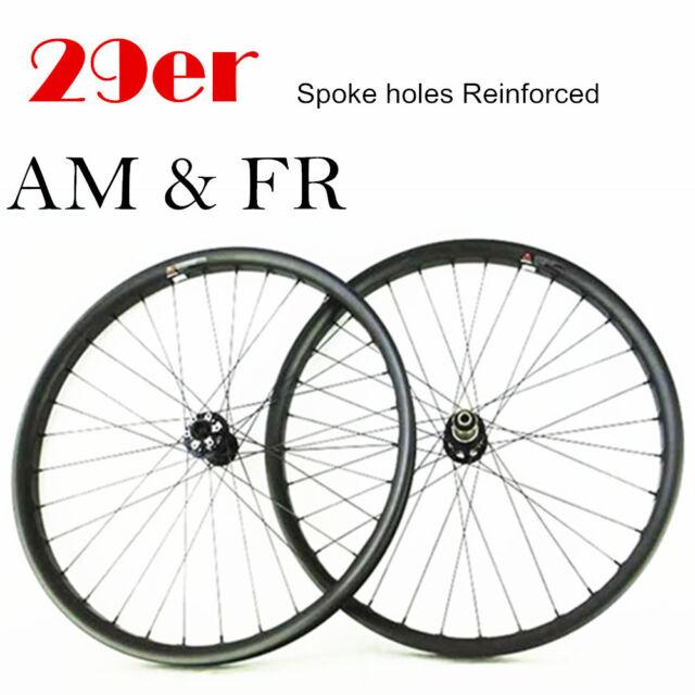 27.5er tubeless MTB carbon rim 35mm wide mountain bike rim MTB bicycle rim 32H