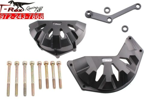 T-Rex Racing 2013-2018 Honda CBR500R CB500F CB500X Engine Case Covers Sliders