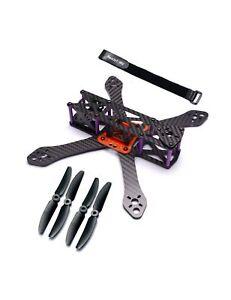 Readytosky 220mm FPV Racing Drone Frame for Martian II Carbon Fiber Quadcopte...
