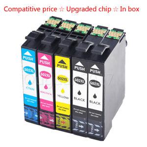 502-XL-Compatible-Ink-Cartridges-with-Epson-XP-5100-XP-5105-WorkForce-WF-2860DWF