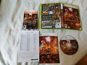 Kingdom Under Fire Circle Of Doom Xbox 360 Uk Pal Free Uk Postage Ebay