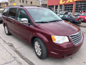 2008 Chrysler Town & Country STOW N GO
