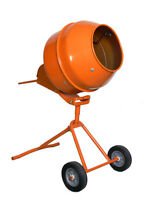 8 Cubic Tall Cement Mixer