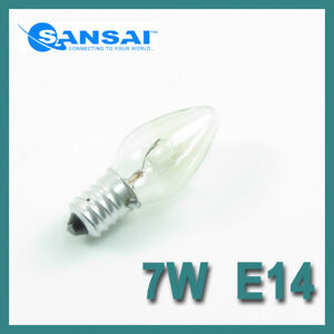 E14-7W-SES-Bulbs-Small-Screw-SANSAI-Night-Light-Replacement-240V-Salt-lamp