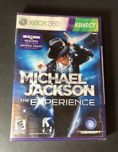 Michael Jackson The Experience [ Kinect Game ] (XBOX 360) NEW