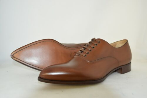 oxford marrone Marrone 9us cuoio Vitello Man francesina 8eu vitello cuir rtQdhxCsBo