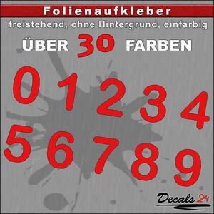 Z1-H-5-50cm-Ziffern-Zahlen-Aufkleber-0-9-Schild-Briefkasten-Nummern-Preis