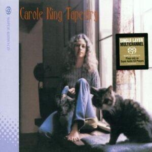 Carole-King-Tapestry-Single-Layer-New-SACD-Hong-Kong-Import