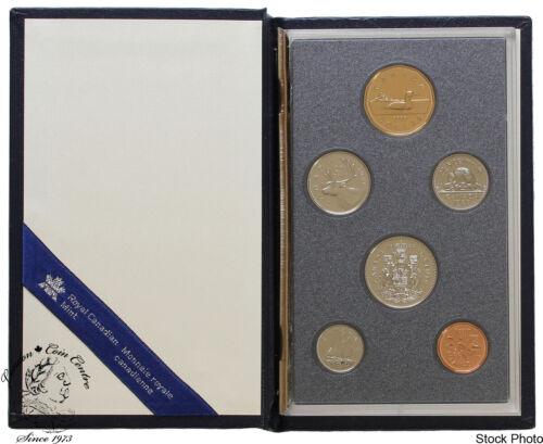 Canada 1988 Specimen Coin Set
