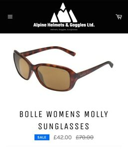 Bolle-Women-039-s-Molly-Sunglasses-60-OFF-RRP