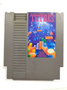 Tetris-Nintendo-NES-Game-Tested-Working-amp-Authentic